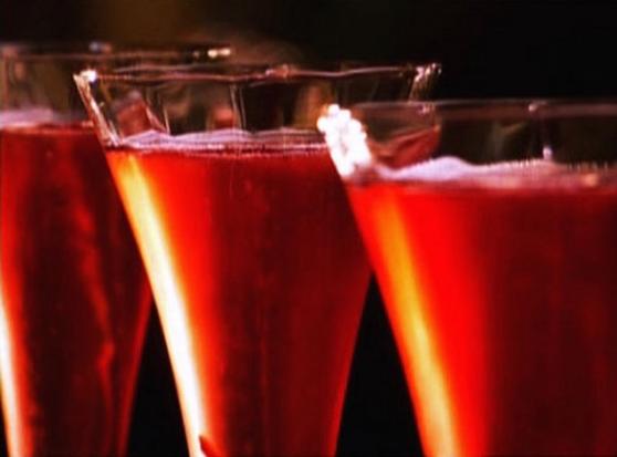 Red Carpet Cocktail