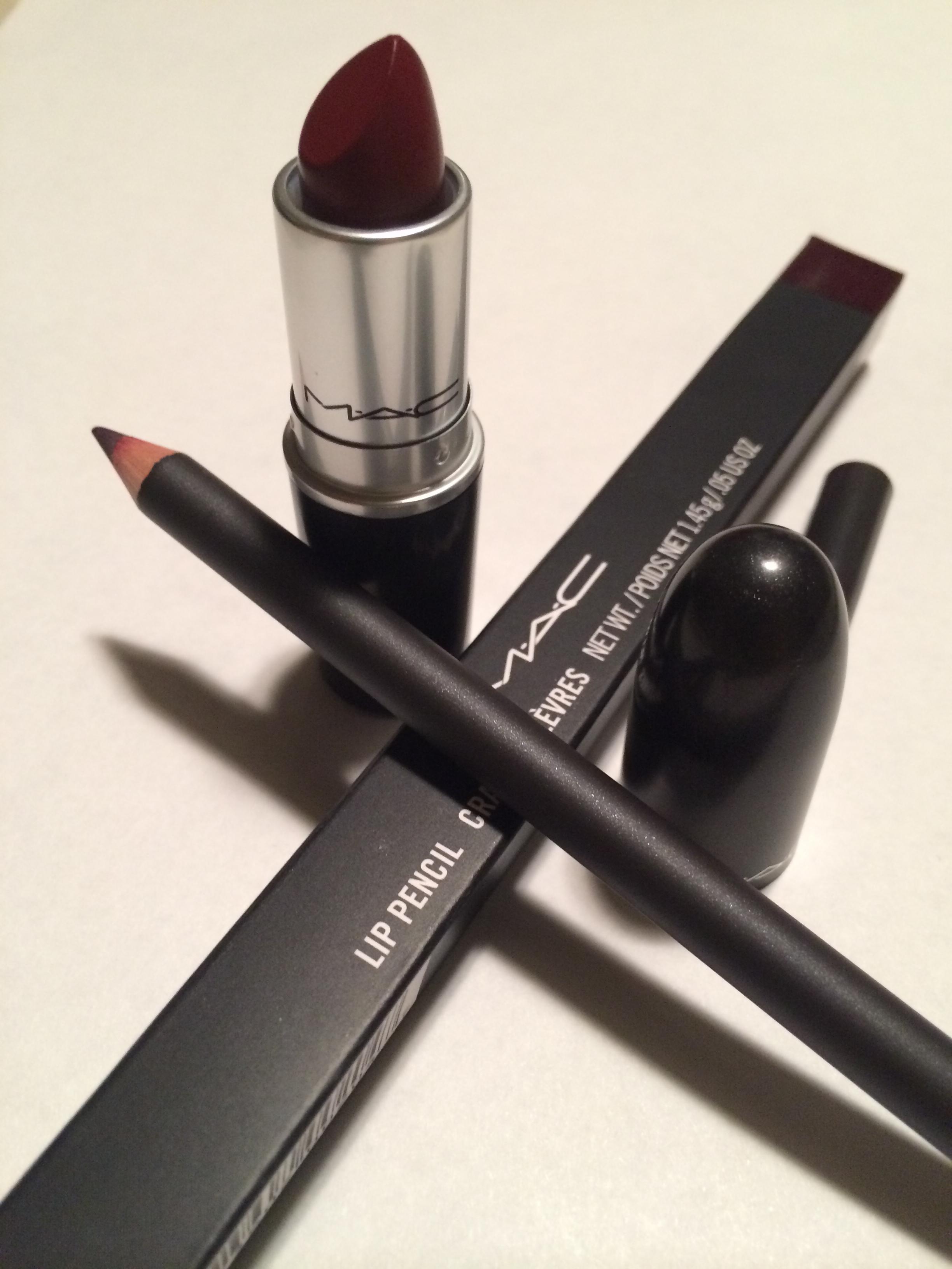 Lip Liner Wholesale Kylie Cosmetics: MAC Currant Lip Pencil