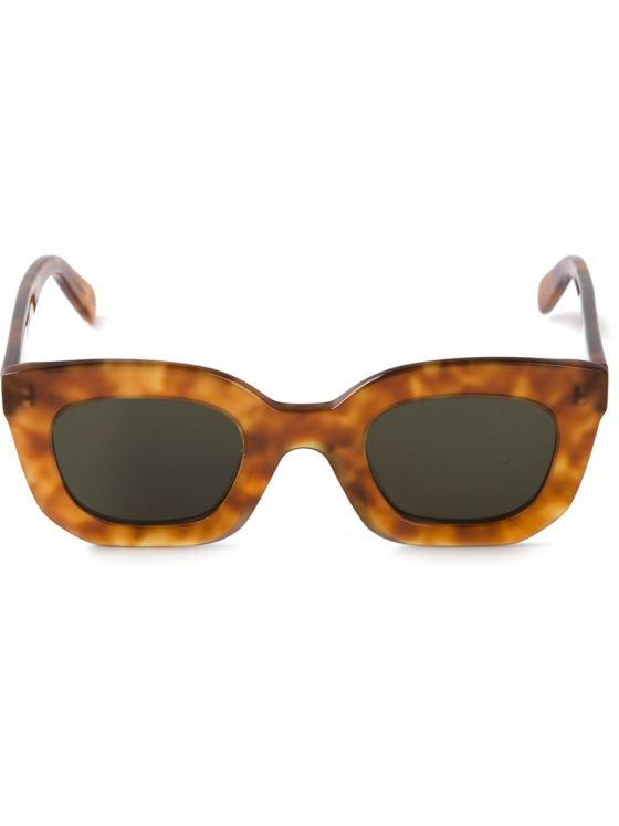 Celine Marta Small Sunglasses_052115