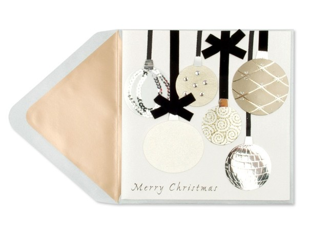 Papyrus Christmas Cards.Papyrus The Pretty Domestic