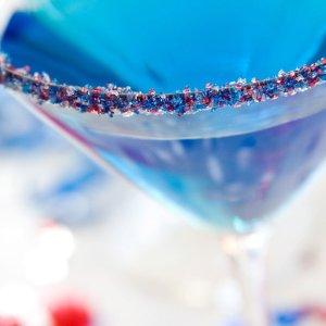 Star Spangled Martini
