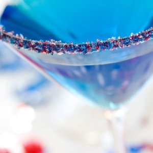 Star Spangled Martini