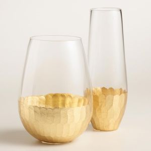 gold-stemless