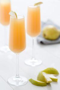 pear-mimosa